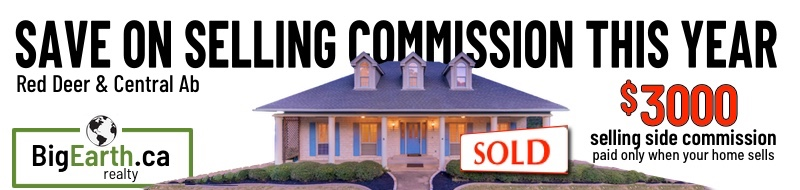 low commission home sales in red deer