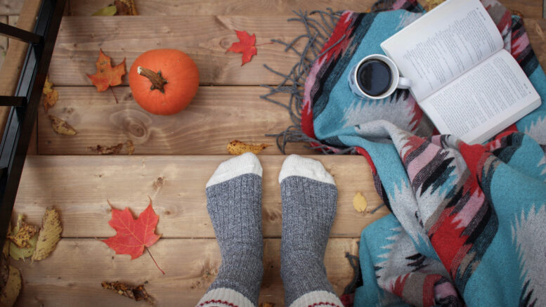 get ready for autumn