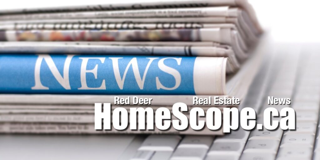 Red Deer real estate news