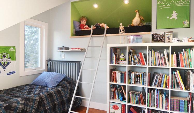 kids room improvements