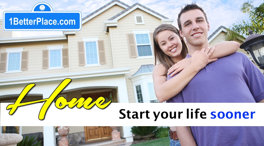 your first home sooner