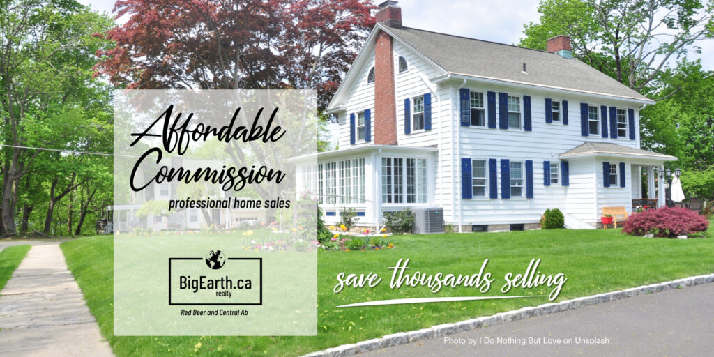 low commission home sales